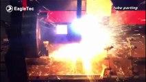 CNC Pipe Profile Cutting Machine Round Circular Orbital Rotating Pipe Cutter