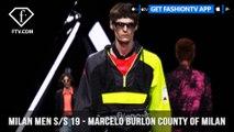 Marcelo Burlon County of Milan Men Fashion Week Spring/Summer 2019   FashionTV   FTV