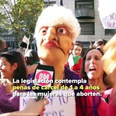 Despenalización del aborto en Argentina... eh!