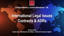 """08_""""ADRs and business in Middle East: an overview of UAE legal system"""" (Abdelmadjid NEDJARI, @""""International Legal Issues - Contracts & ADRs"""" , colloque M2 Juriste International - IBL)"""