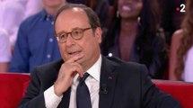 La blague de François Hollande sur Emmanuel Macron sur sa vie privée - ZAPPING ACTU DU 25/06/2018