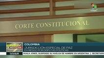 Colombia:Jurisdicción especial de paz en riesgo por disputas políticas