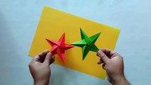 STAR ORIGAMI | ORIGAMICOOL | EASY TUTORIALS | HOW TO MAKE PAPER STAR | ESTRELLA ORIGAMI | TUTORIAL FACIL | COMO HACER UNA ESTRELLA ORIGAMI