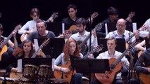 Erik Satie | Gnossienne n°1  par Sébastien Llinares et 50 guitaristes - Fête de la Musique sur France Musique