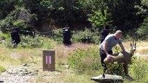 Hautes-Alpes : les chasseurs se forment au tir à l'arc !