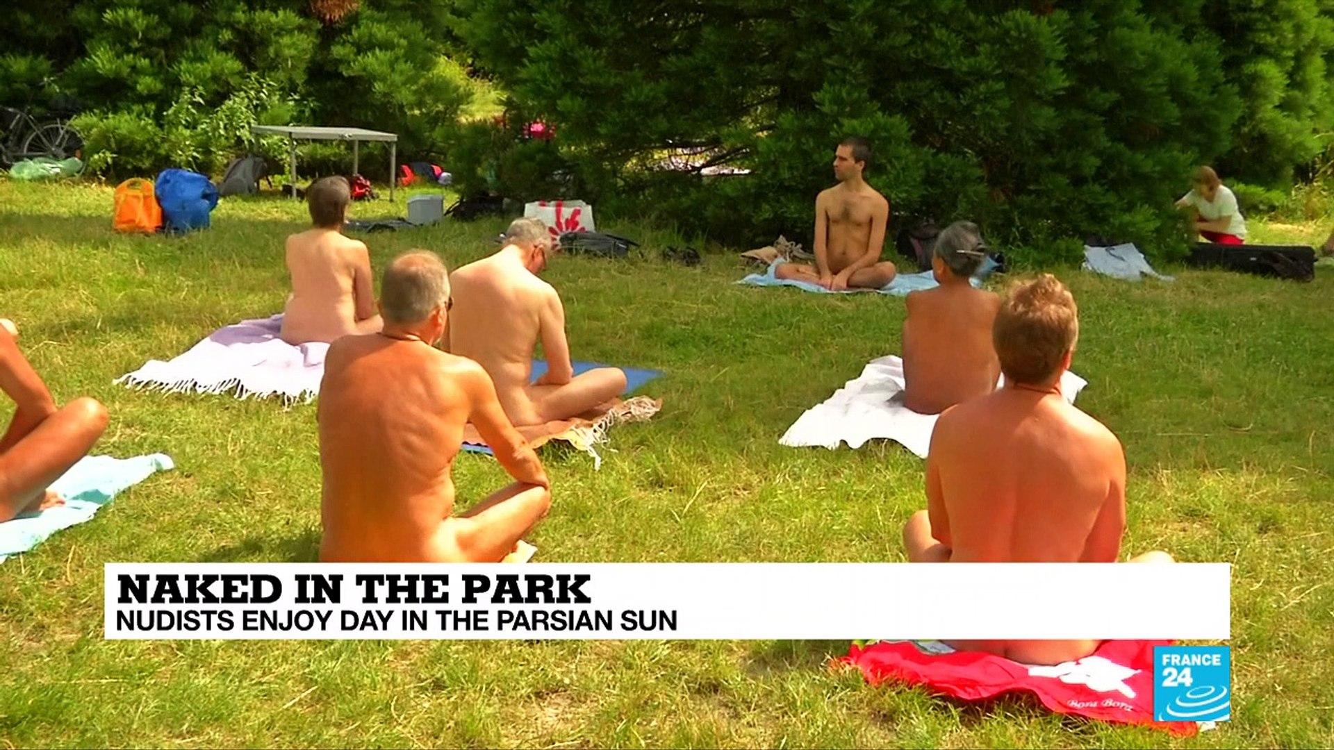 Naked park Nude Beach