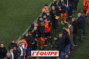 Le bel hommage des Pays-Bas à l'Espagne - Foot - Beaux gestes