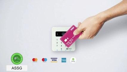 Paiement bancaire avec l'ASSG