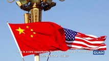 【#HuSays】China has deep concerns that the US may take fierce actions to contain its rise, and China is strengthening its national defense to counter that feelin