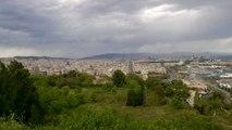 Plaza Catalunya and Barcelona Views - Spain Holidays