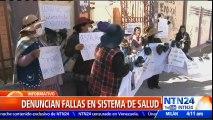 Enfermos de cáncer se declaran en huelga de hambre por cierre de unidad de radioterapia en Bolivia