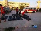 أخبار ليبيا 24 – خاصعثر مساء اليوم الخميس على 20 جثة مهاجر غير شرعي من الجنسية المصرية جنوب بوابة الــ 200 بحوالي 250 كيلو متر بالقرب من وادي علي داخل منطقة ا