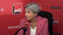 """Dominique Schnapper sur la """"réparation du lien avec l'église catholique"""" voulue par Emmanuel Macron : """"Dans l'ensemble, l'église catholique joue le jeu de la laïcité"""""""