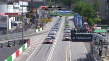 Gros carambolage lors du World Touring Car Cup au Portugal.