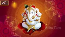 Ganpati Vandana | Me Thane Simru Gajanand Deva  | Ganesh ji Bhajan | Rajasthani Devotional Song | Marwadi Bhajan | FULL Video HD | 2018 | Anita Films Latest Live