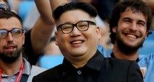 Kore Lideri Kim ve Rusya Başkanı Putin'in Benzeri Dünya Kupası'nda Kafaları Karıştırdı