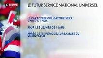 Le service national universel : à quoi va-t-il ressembler ?