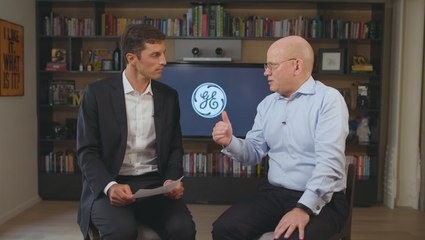 """GE CEO: """"This is a sweeping, dramatic change in the company"""" [Mic Archives]"""