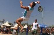 Beach Tennis : en savoir plus sur le smash sauté