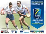 RUGBY EUROPE MEN'S & WOMEN'S SEVENS GRAND PRIX 2018 - MARCOUSSIS