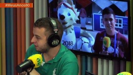 Emanuelle Araújo e Douglas Silva - Morning Show - 26/06/18