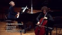 Fauré | Après un rêve op. 7 n° 1 par François Salque et Claire-Marie Le Guay