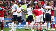 Mondial 2018 : Mandanda solide, une attaque muette... les notes des Bleus après le match nul contre le Danemark
