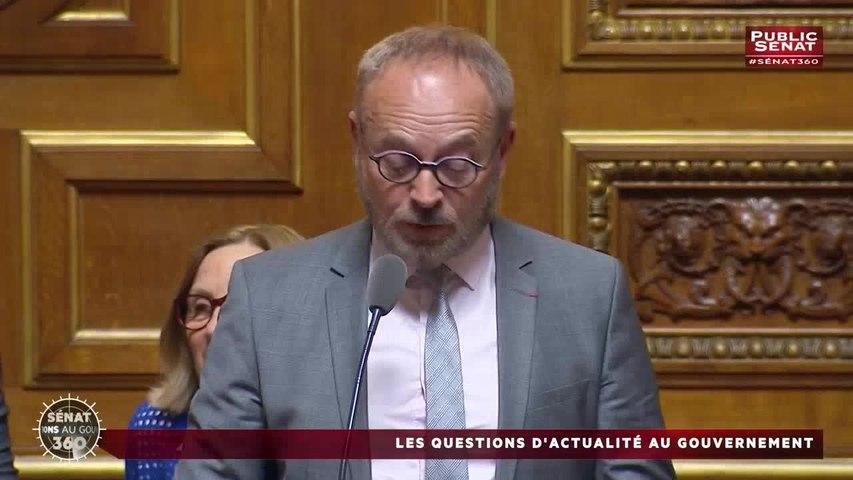 Les questions d'actualité au gouvernement - Sénat 360 (26/06/2018)