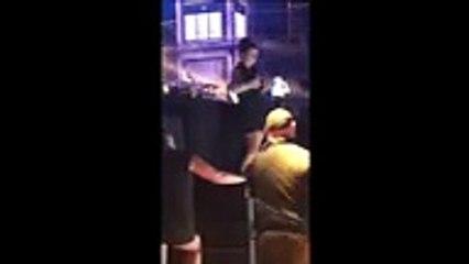 L'interprète en langue des signes du concert d'Eminem a eu plus de 15 millions de vues sur Internet