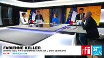 Pour Fabienne Keller, Emmanuel Macron «ne doit oublier ni les gens fragiles, ni les acteurs locaux»
