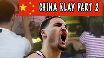 Klay Thompson LOSES to LITTLE GIRL in Shootout