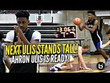 Tyler Ulis' Not So Little Bro Ahron Ulis Can Handle it AND SCORE!