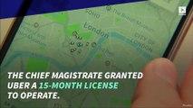 Uber Wins License Back In London Following Court Battle