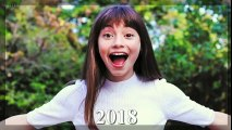 Disney Channel Famous Girls Stars Then and Now ★ 2018