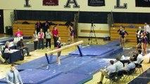 Roxanne Trachtenberg Balance Beam Yale 2-13-16