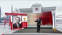 تعرف على تفاصيل نتائج الانتخابات الرئاسية والبرلمانية المبكرة التي ستؤسس لمرحلة سياسية جديدة خلال السنوات الخمس المقبلة بعد أن منح الأتراك اصواتهم لأردوغان رئيس