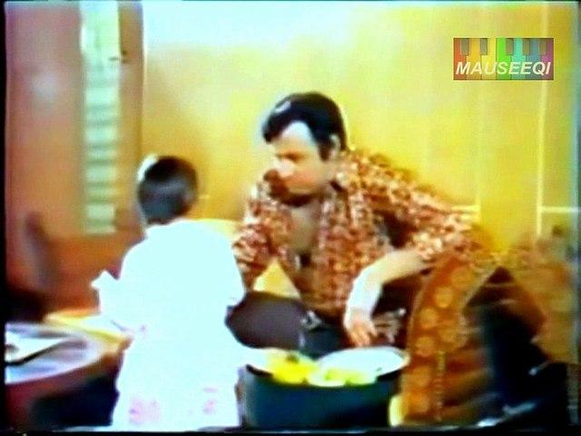 iK Pyar Ka Rishta Hay Tujh Say - Film Badnam - Title_34 DvD Ghulam Abbas Solo HIts
