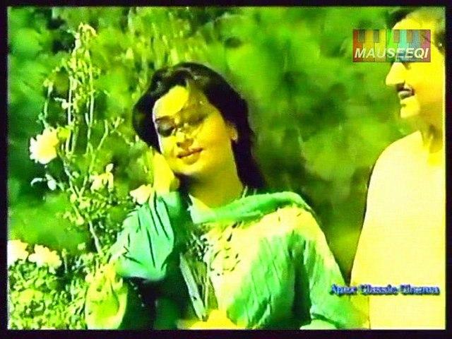 Abhi Kal Ki Baat Hay Meri Jaan - Film Jhoomar Chor - Title_36 DvD Ghulam Abbas Solo HIts