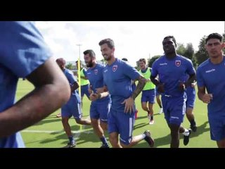 The Miami FC- First Day of Training 2017