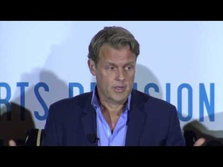 Miami FC CEO Sean Flynn Speaks at Sportel Summit 2018