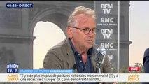 """Immigration: """"On devrait créer une agence européenne des réfugiés"""", propose Daniel Cohn-Bendit"""