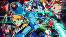 Mega Man X Legacy Collection 1 & 2 - Trailer X Challenge