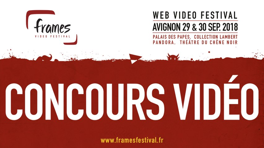FRAMES - Concours Video