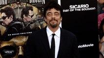 "Benicio Del Toro ""Sicario: Day of the Soldado"" Premiere Red Carpet"