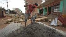 Nepál: három évvel a földrengés után még mindig nincs kész az újjáépítés