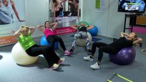 Salon international du sport au féminin : Flora Coquerel, Katrina Patchett présentes (exclu vidéo)