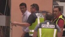 Policía registra Ayuntamiento de Ontinyent con presidente Diputación Valencia