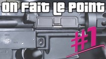 """On Fait le Point #1 - Différences entre Simple Action, Double Action et """"Safe-action®"""""""