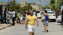 Bodrum'a denizden turist yağdı