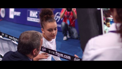 Internationaux de France de Gymnastique - Teaser 2018